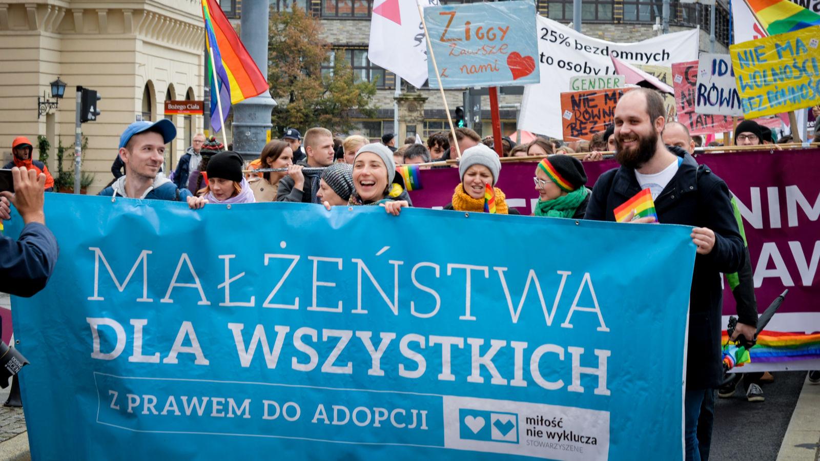 Jakie związki partnerskie proponuje Nowoczesna? Opinia MNW