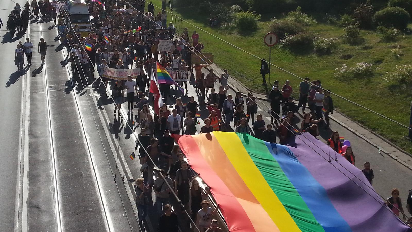 Poparcie dla równości małżeńskej w Polsce na czele regionu. Badanie Pew Research Center