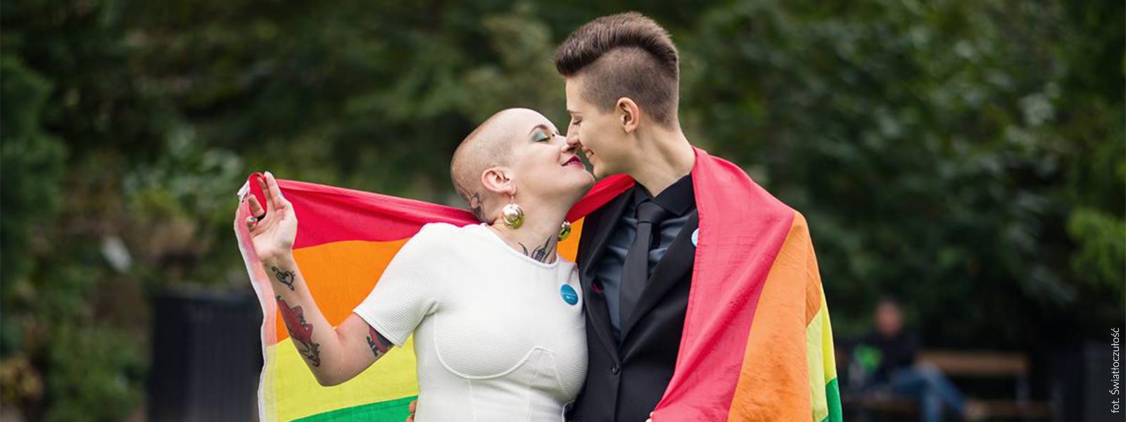 Prawa par tej samej płci w Polsce