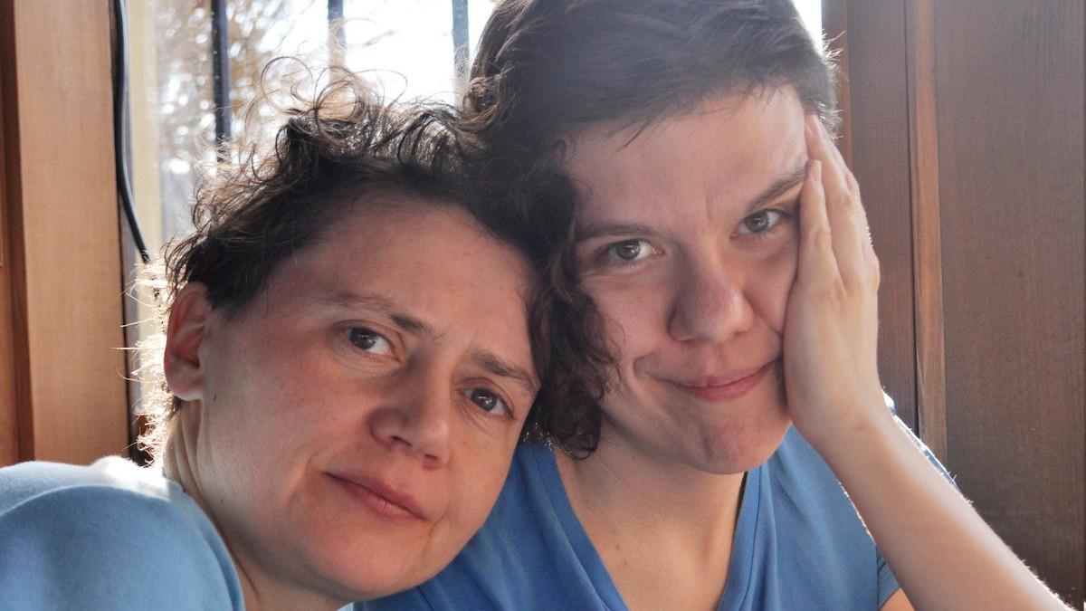 Marta i Iza