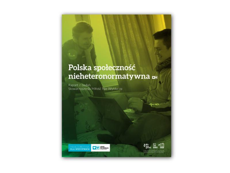 Polska społeczność LGBT. Raport z badań