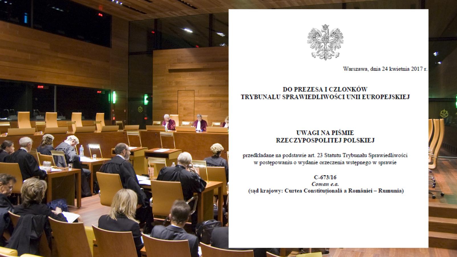Zadaj Trybunałowi pytanie o małżeństwa, a polski rząd się odezwie