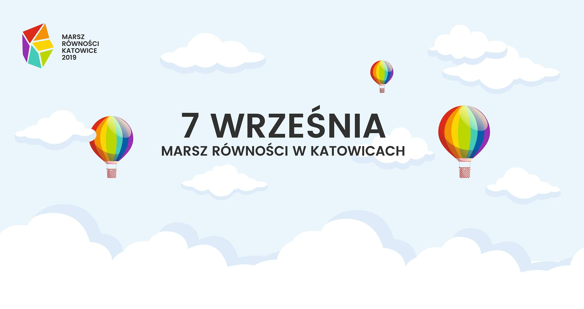 Marsz Rownosci Katowice