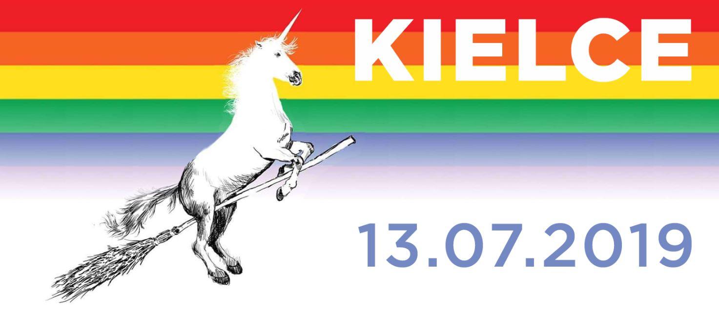 Marsz Rownosci Kielce