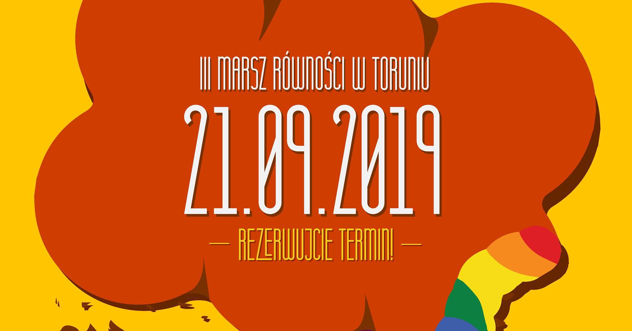 Marsz Rownosci Torun