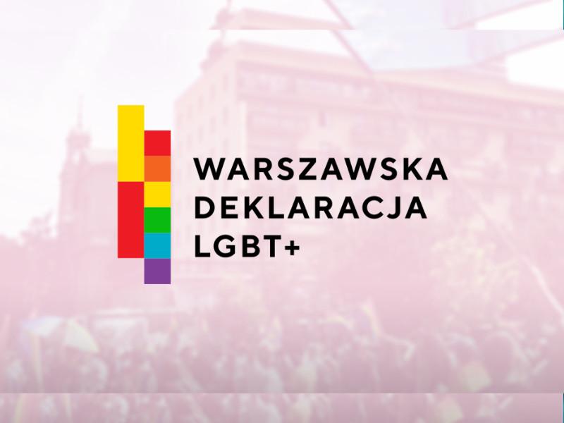 warszawska_deklaracja_lgbt milosc nie wyklucza