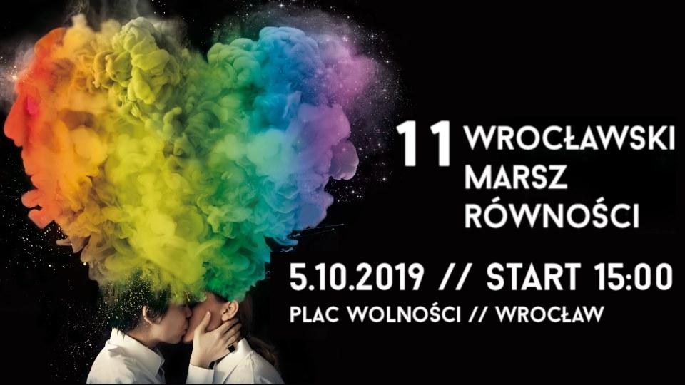 Marsz Równości Wrocław Miłość Nie Wyklucza