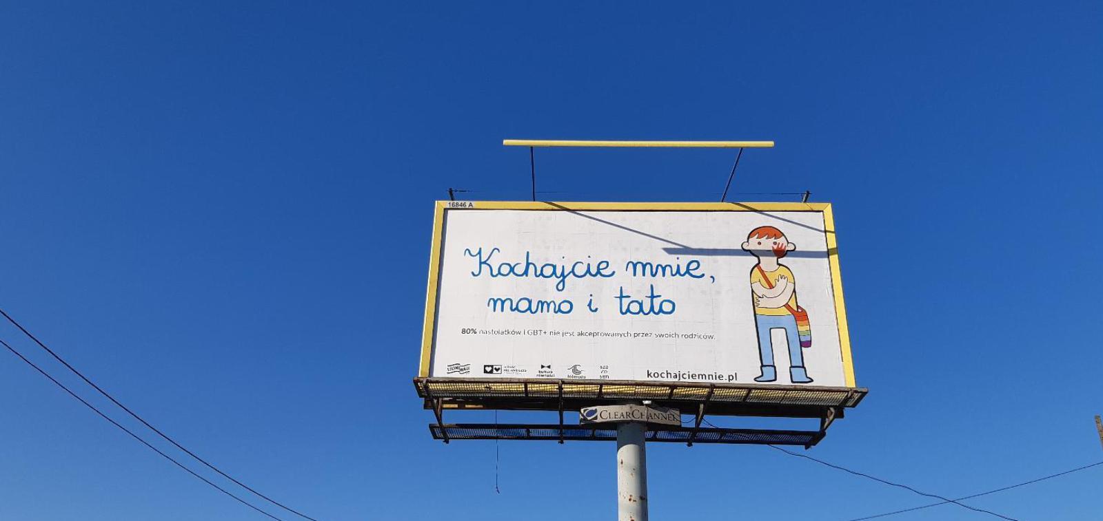 """""""Kochajcie mnie, mamo i tato"""" – podsumowanie akcji"""