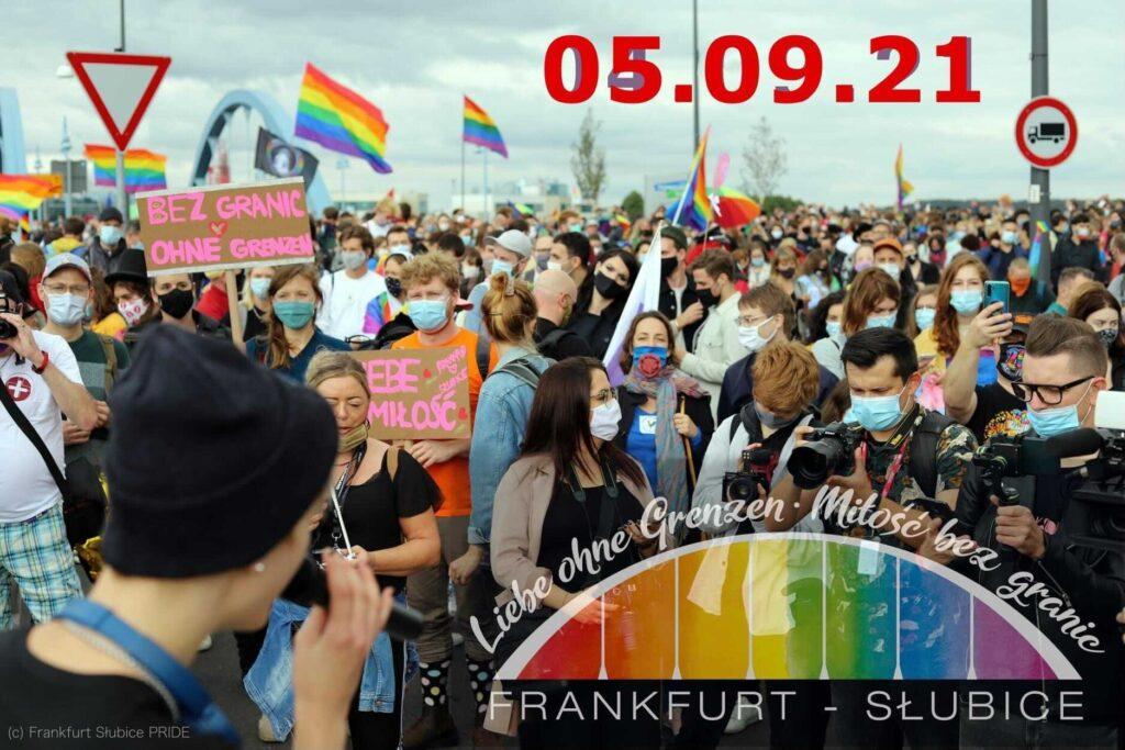 Marsz Rownosci Franfurt Slubice